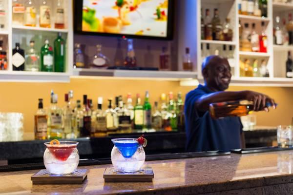 218 Bar at the Beach House resort