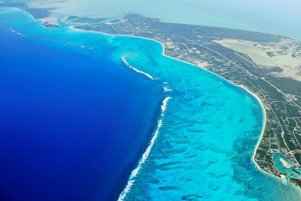 Turks and Caicos Barrier Reef