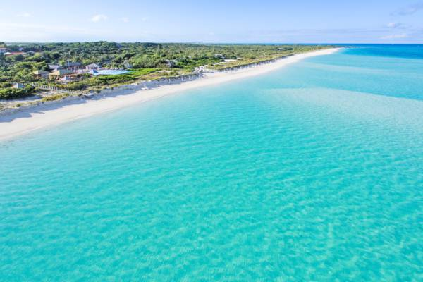 Parrot Cay Resort in the Turks and Caicos
