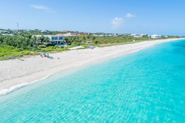 homes at the Bight Beach on Providenciales