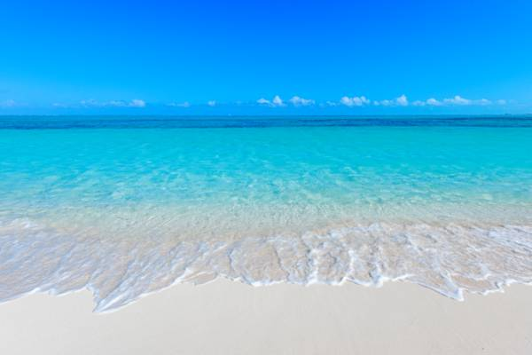 Bight Beach in Turks and Caicos
