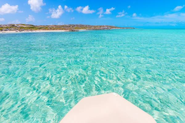 Long Cay in Turks and Caicos