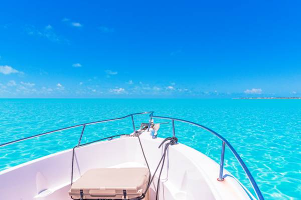 the Caicos Banks in the Turks and Caicos