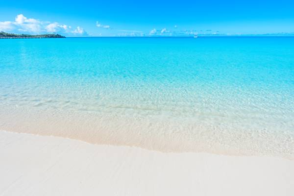 Sapodilla Bay Beach in Turks and Caicos.