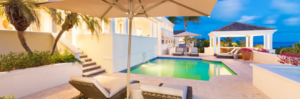 Alizee Villa in Turks and Caicos