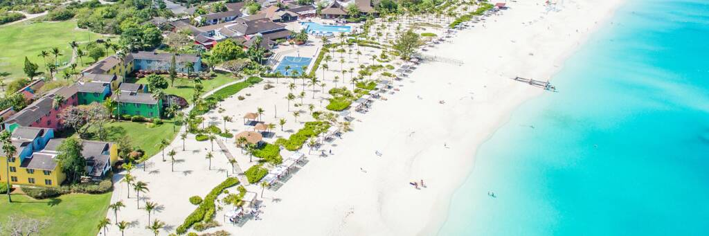 Club Med resort in Turks and Caicos
