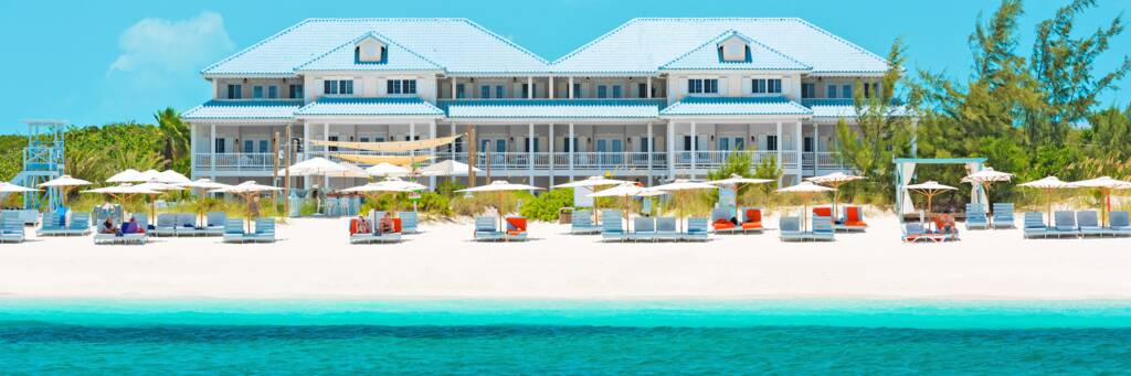 Beach House hotel in the Bight