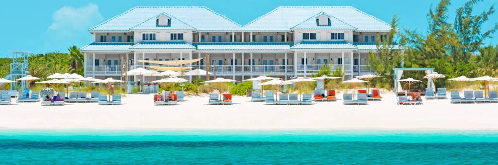 Beach House Resort on the Bight Beach
