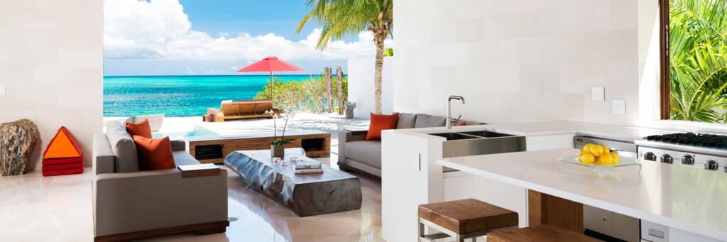 living room at Beach Kandi Villa