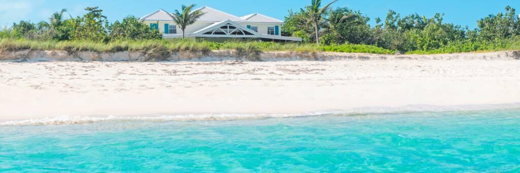 Serenity House on Grace Bay Beach
