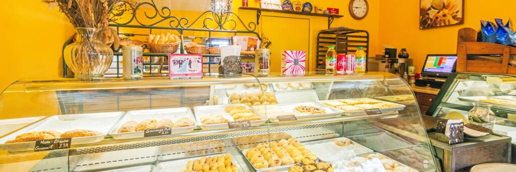Caicos Bakery in Grace Bay
