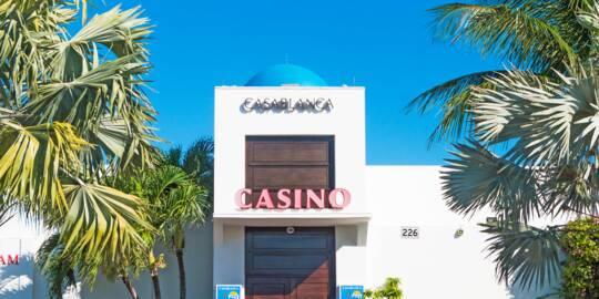 Casablanca Casino in Grace Bay