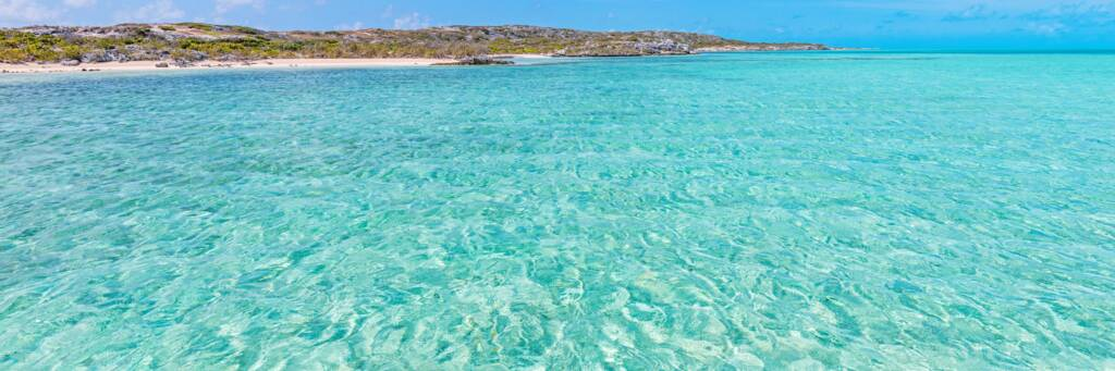 Long Cay in the Turks and Caicos