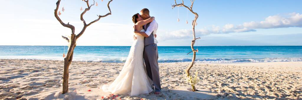 Turks and caicos destination wedding guide visit turks and wedding on grace bay beach junglespirit Choice Image