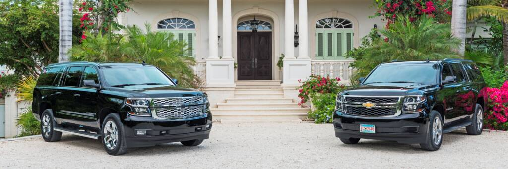 private car service in Turks and Caicos
