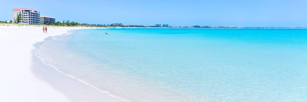 eastern Grace Bay Beach and resort