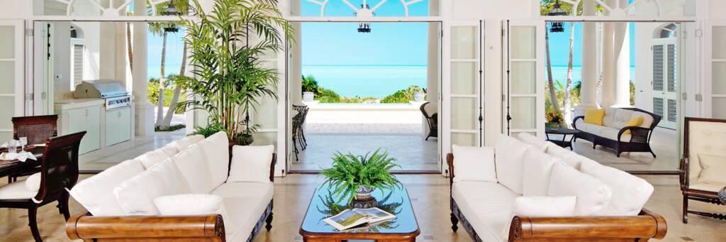 Shambhala Villa on Long Bay Beach