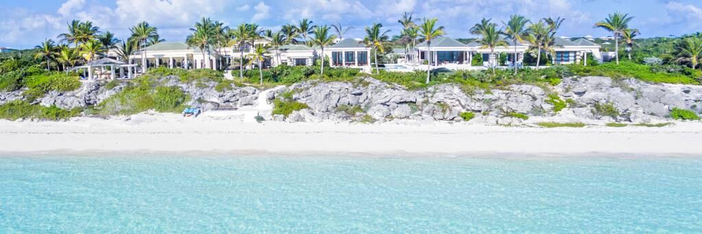 La Dolce Vita villa in the Turks and Caicos
