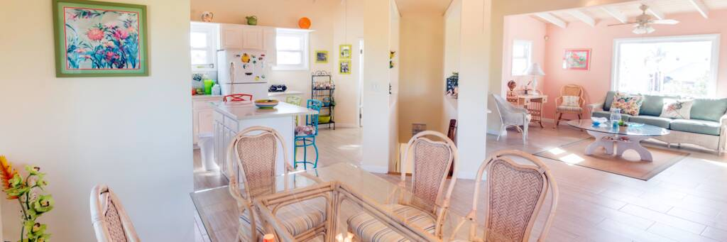 Leah's Villa in the Bight on Providenciales