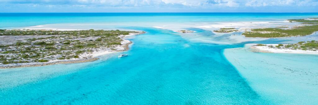 Little Ambergris Cay in Turks and Caicos