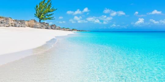 Water Cay Beach, Turks and Caicos