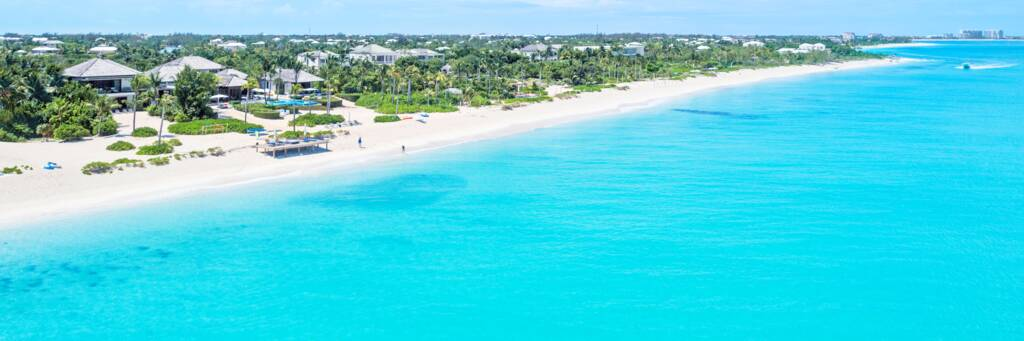 luxury vacation rental properties in the Turks and Caicos