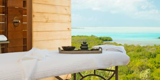 Na Spa on South Caicos