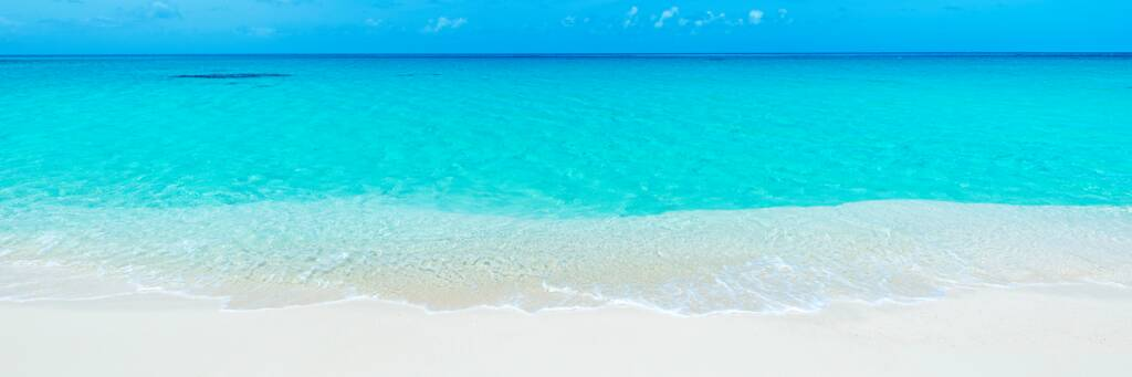 North Bay on Salt Cay in the Turks and Caicos