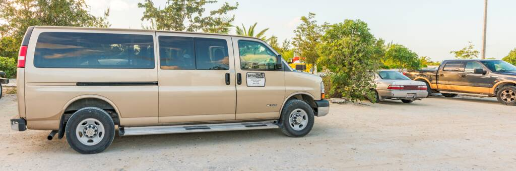North Caicos and Middle Caicos Taxis