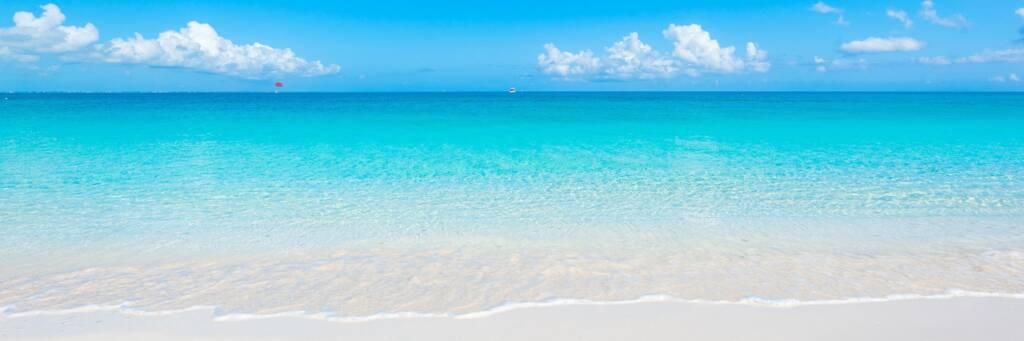 beautiful Grace Bay Beach