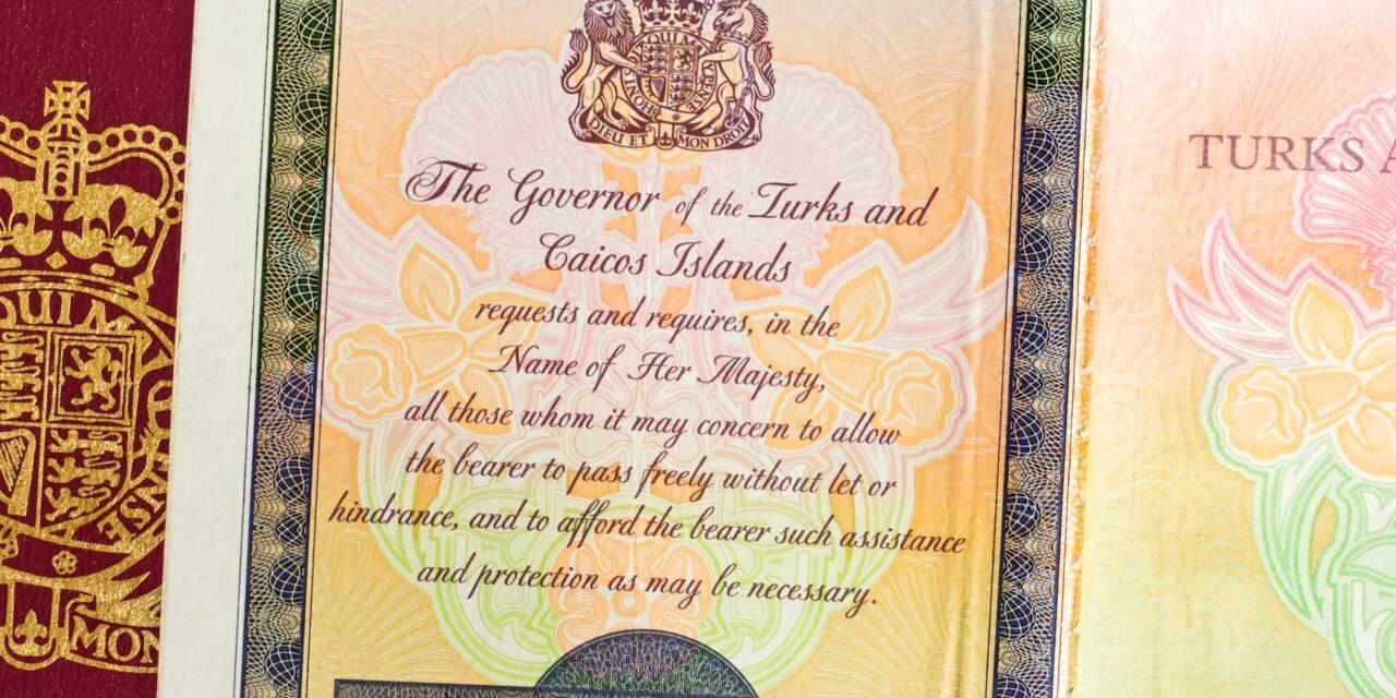 Passports and Visas | Visit Turks and Caicos Islands