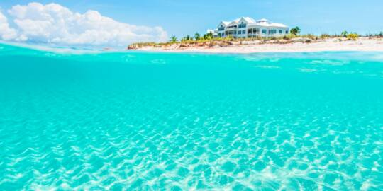 Point Grace Resort in Turks and Caicos