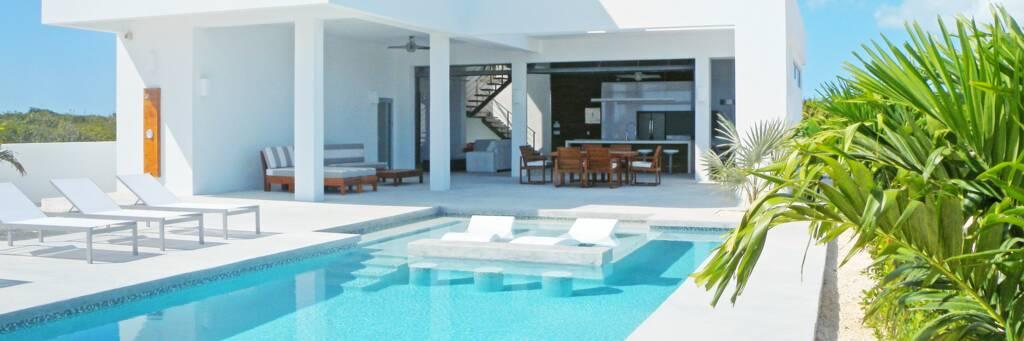 pool at White Villas