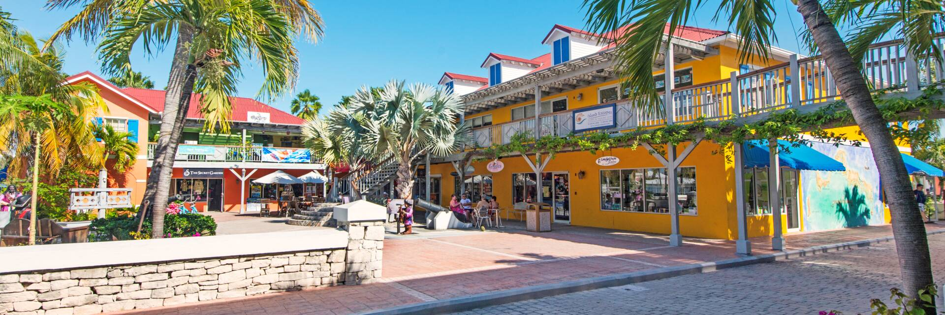 providenciales shopping visit turks and caicos islands