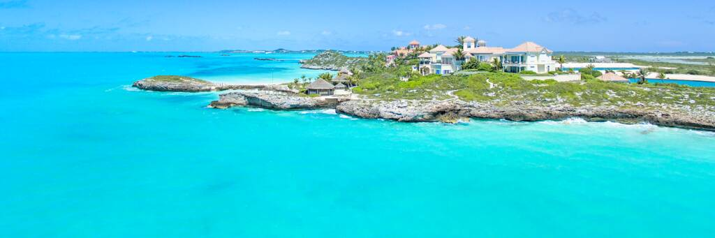 Prince's luxury villa in Turtle Tail on Providenciales