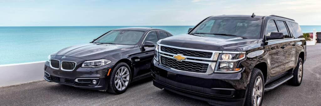 Turks and Caicos private car service