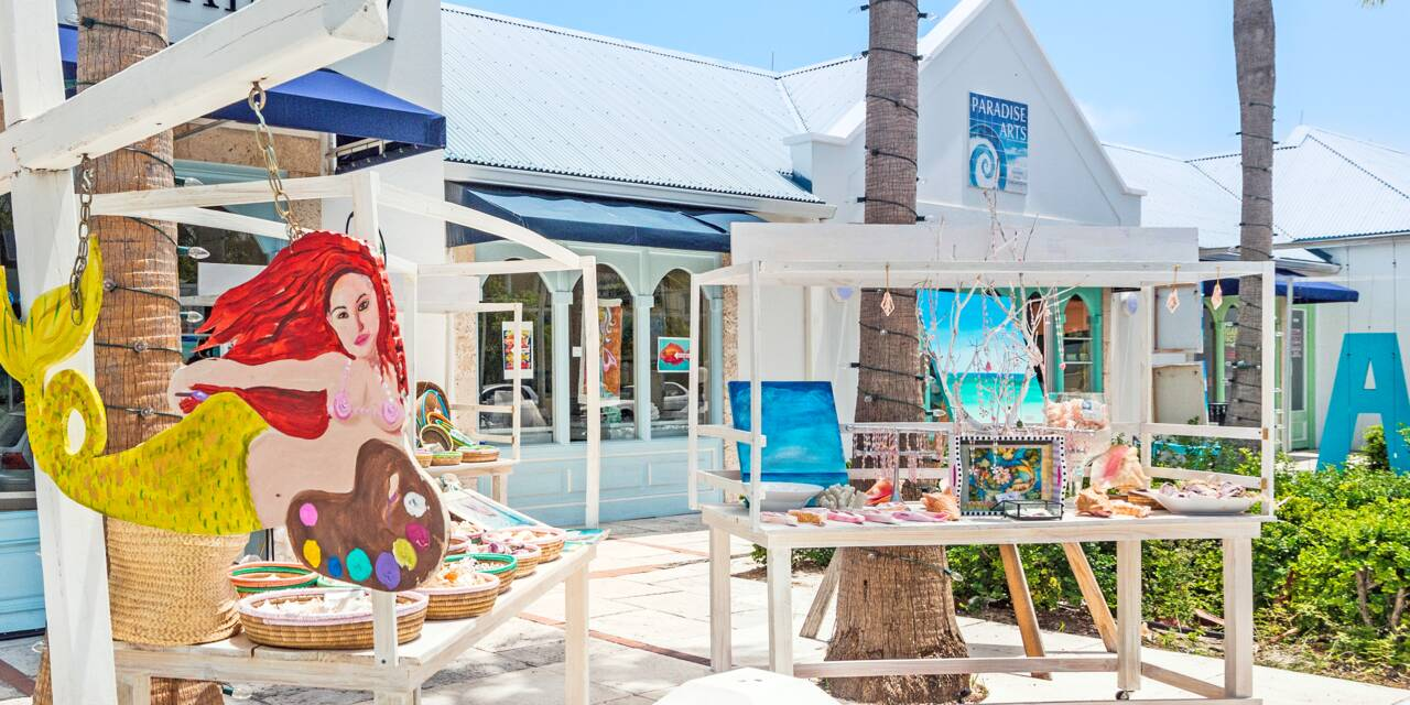 Providenciales Shopping Plazas and Areas | Visit Turks and