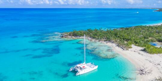 Turks and Caicos boat charter