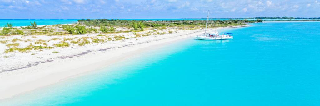 sailing charter in Turks and Caicos
