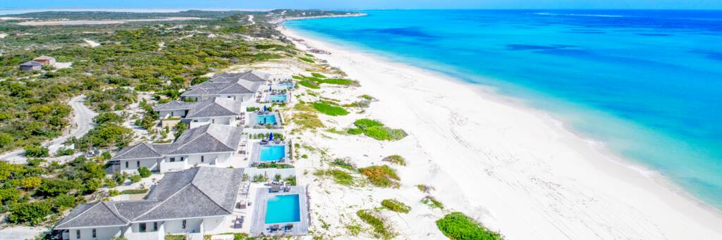 villas at Sailrock on South Caicos