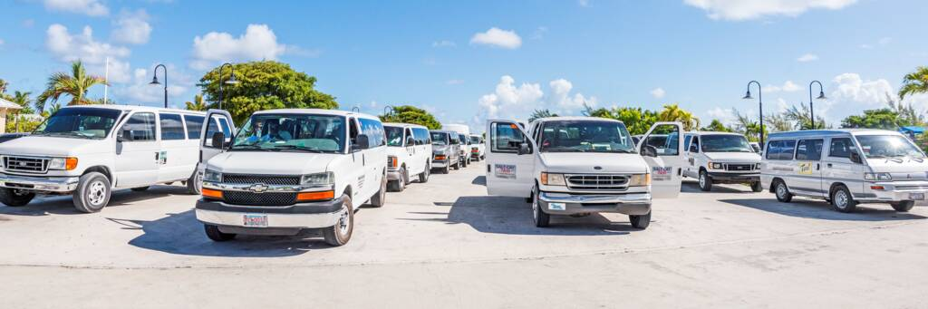Turks and Caicos taxis