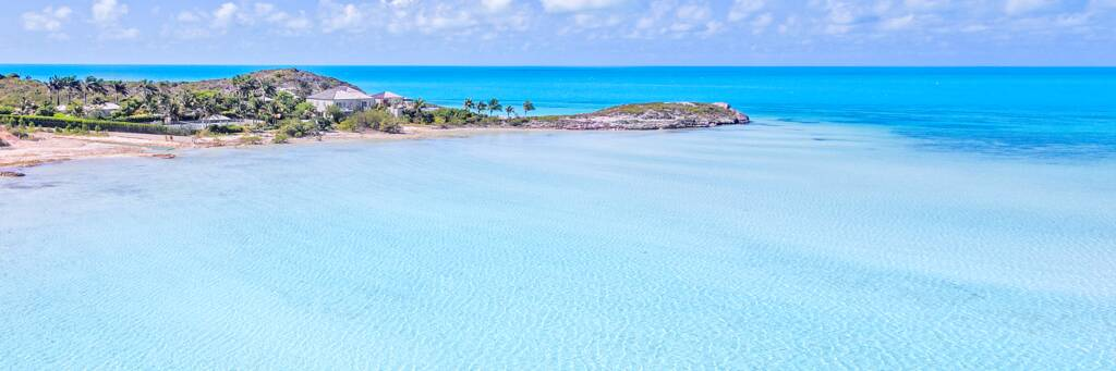Turtle Tail Estate in the Turks and Caicos