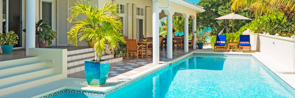Villa Oceana in the Turks and Caicos