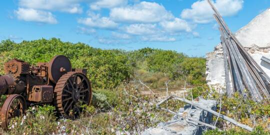 Yankee Town in Turks and Caicos