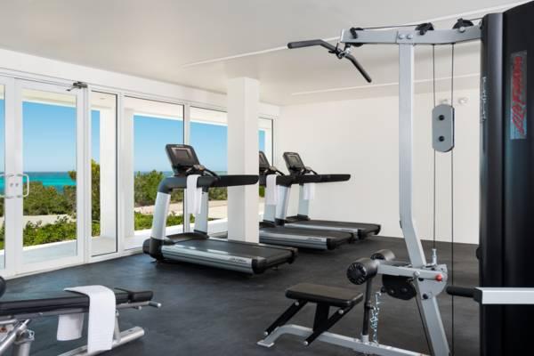sports centre at Sailrock Resort
