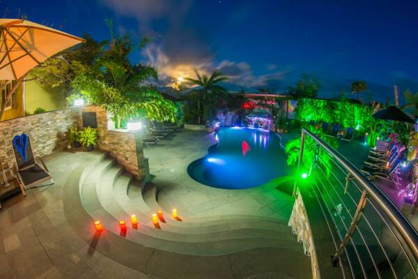 Kokomo Botanical Resort on Providenciales