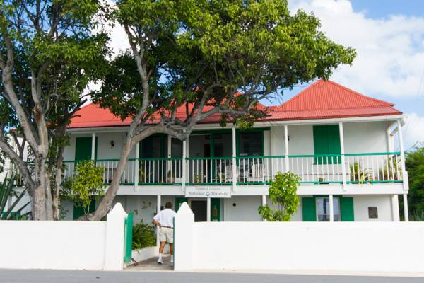 Guinep House and the Turks and Caicos National Museum on Front Street