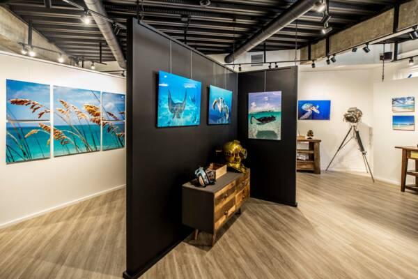 fine art photo prints at Brilliant Gallery in Grace Bay