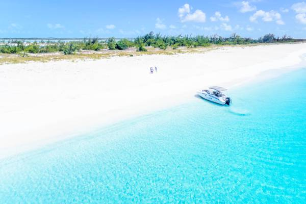 private charter in Turks and Caicos