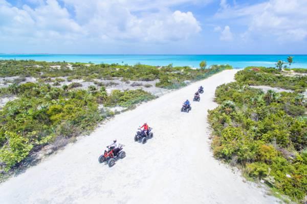 Turks and Caicos ATV tour